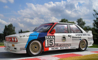 BMW M3 dtm 103