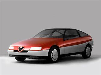 1986 Pininfarina Alfa-Romeo Vivace Coupe 01