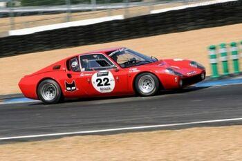 Ligier-JS1-Ford Chassis JS1-002 - 2004 Le Mans Classic WM