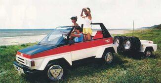 Toyota TAC3