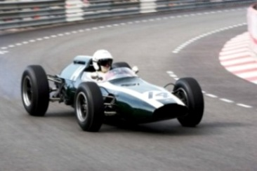 Cooper T60 Climax. Chassis F1-17-61 at the 2010 Monaco Historic Grand Prix. WM