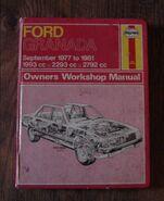 Ford Granada Haynes