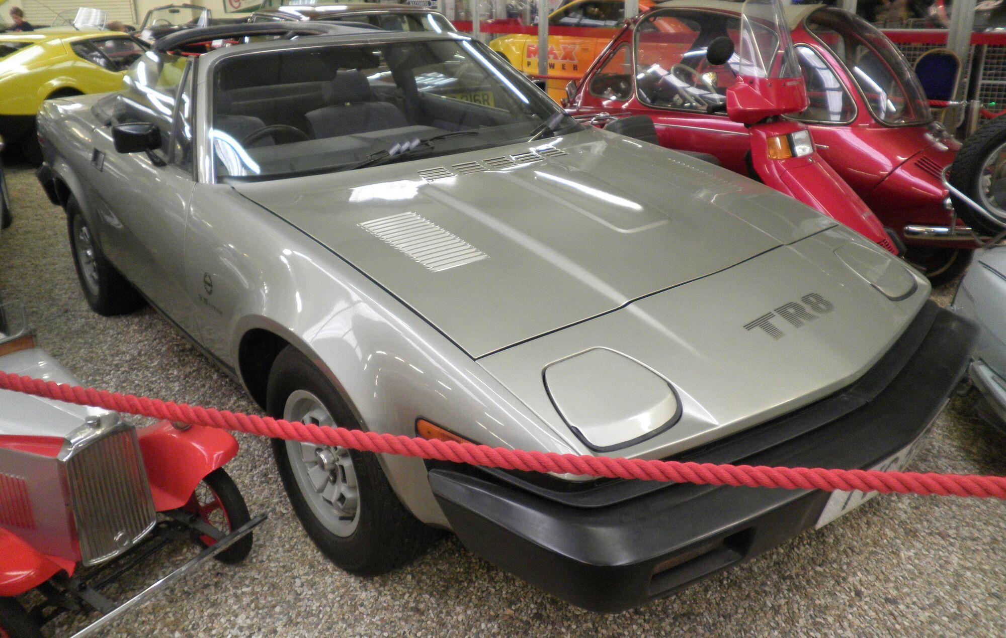 Triumph TR8 | Classic Cars Wiki | FANDOM powered by Wikia
