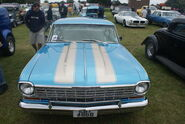Chevy Nova SS front