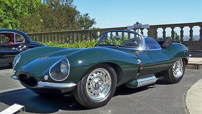 Jaguar 1956 XKSS