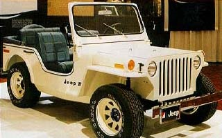 1977 Jeep II Concept 02
