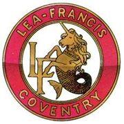 Lea-Francis Logo