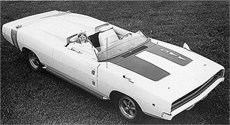 Dodge Topless Charger