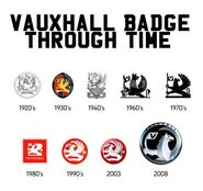 Vauxhall Badges