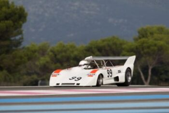 Lola T292 DFV, Chassis HU50, at the 2013 Dix Mille Tours, WM
