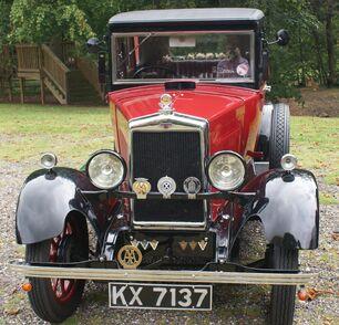 1930s Morris Minor