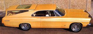 Ford Magic Cruiser