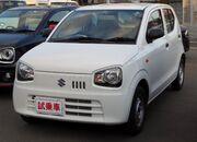 Suzuki ALTO VAN VP (HA36S) front