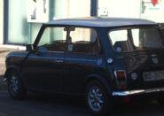 Mini Cooper at Modena