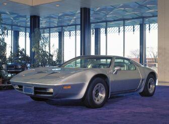 1973 Chevrolet Corvette Reynolds XP-895 03