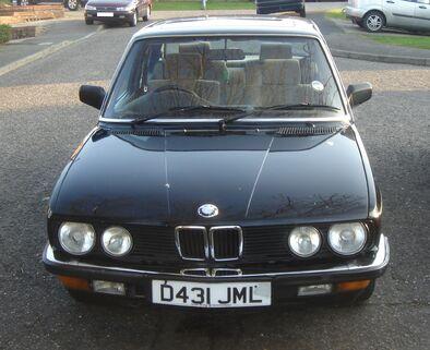 BMW 518 I (1)