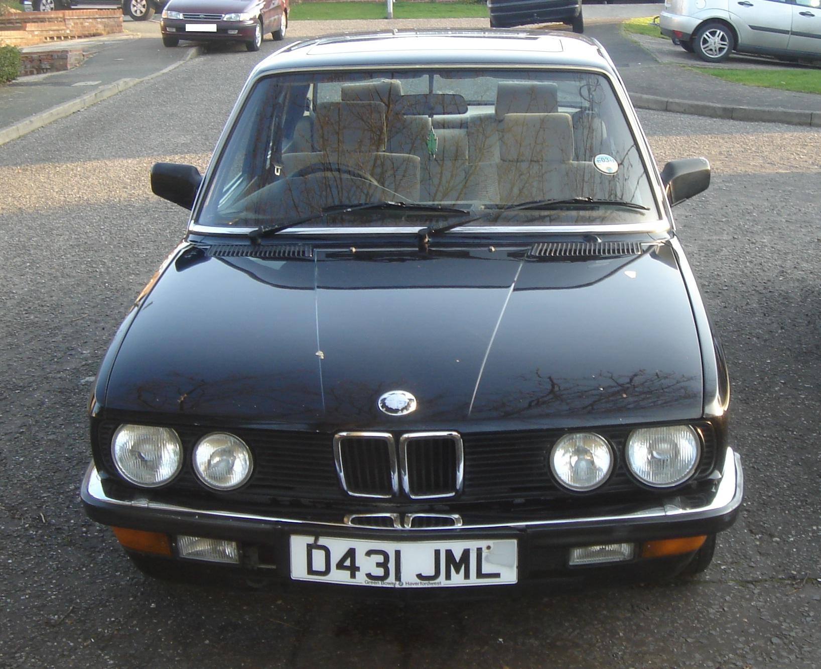 Bmw 5 Series E28 Classic Cars Wiki Fandom Powered By Wikia