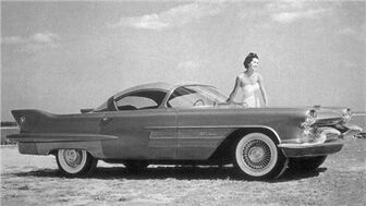 1954 Cadillac El-Camino Dream Car 03 1