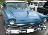 Blue Ford Fairlane
