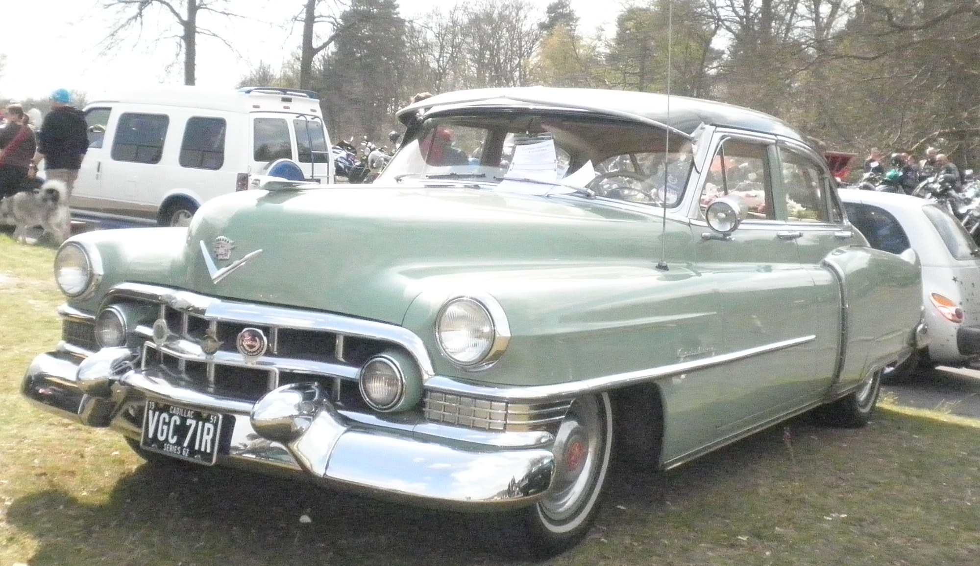 1951 Cadillac Series 62 Convertible Classic Cars Wiki Fandom Powered By Wikia