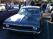 1970s chevy Nova