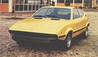 1972 Michelotti Fiat 128 Pulsar 01