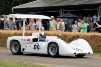 Chapparral 2E-Chevrolet at The 2011 Goodwood Festival of Speed. RK