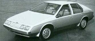 Ford Probe II