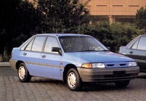 KH Ford Laser GL 1992