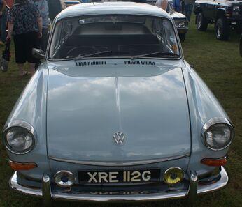 Volkswagen Type 3 2