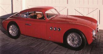 Abarth 205A Berlinetta