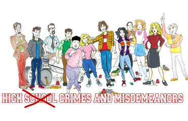 High School Crimes and Misdemeanors