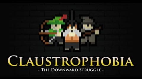 Claustrophobia The Downward Struggle Alpha Trailer