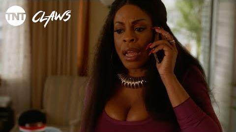 Claws Can I Call You Back? - Season 1, Ep. 4 CLIP TNT