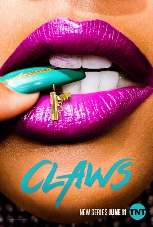 Claws s1 poster