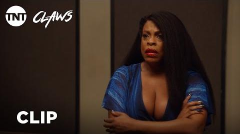 "Claws Season 2 Ep. 8 ""Someone Is Wearing a Wire"" CLIP TNT"