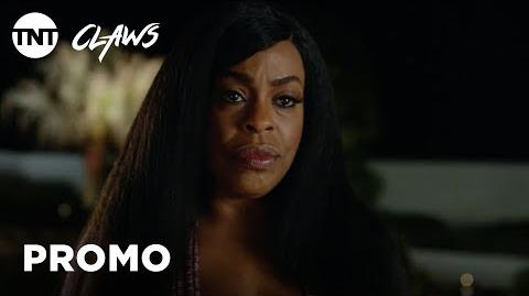 Claws Fire - Season 2 Premieres Summer 2018 PROMO TNT