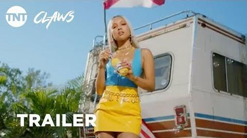 Claws Season 2 Trailer with Niecy Nash and Karrueche Tran TNT