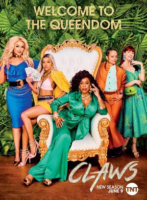 Claws Season3 poster