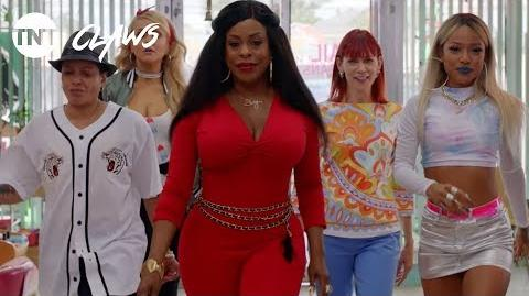 Claws Inside the Crew BTS TNT