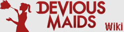 DeviousMaids wordmark
