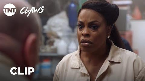 "Claws Season 2 Ep. 7 ""Pack It Up"" CLIP TNT"