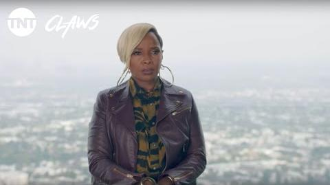 Claws Empowerment, Strength of a Woman CLIP TNT