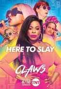 Claws Season 2 Poster