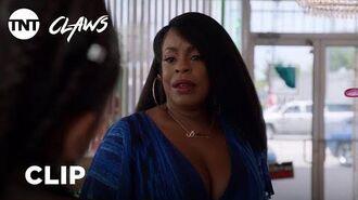 """Claws Season 2 Ep. 8 """"Palmetto Last Supper"""" CLIP TNT"""