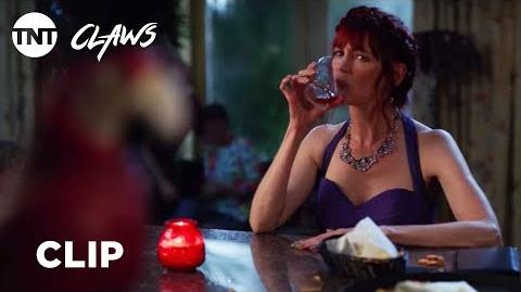 Claws Polly's at the Bar - Season 2, Ep. 10 CLIP TNT