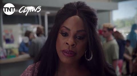 Claws Doctor's Office - Season 1, Ep. 1 CLIP TNT