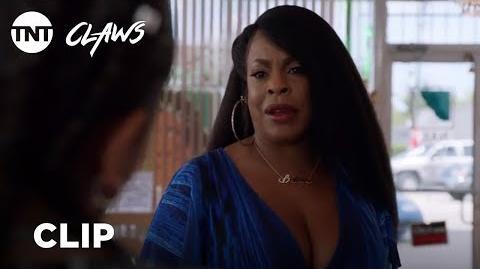 Claws Desna's Out - Season 2, Ep. 8 CLIP TNT