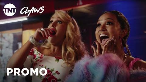 Claws They're Back - Season 2 PROMO TNT