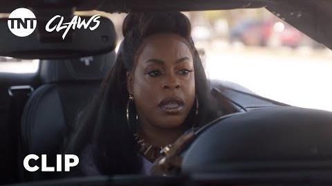 Claws Car Ride - Season 2, Ep. 7 CLIP TNT
